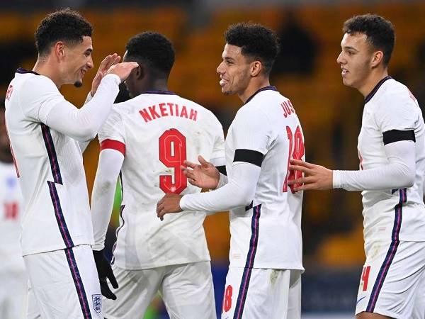 Bóng đá quốc tế sáng 26/3: U21 Anh thua sốc ở trận ra quân