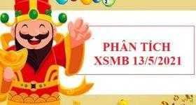 Phân tích chi tiết SXMB 13/5/2021 hôm nay thứ 5