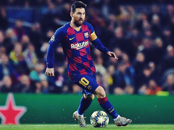 Cách đi bóng qua người đơn giản như siêu sao Messi