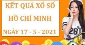 Phân tích xổ số Hồ Chí Minh thứ 2 ngày 17/5/2021