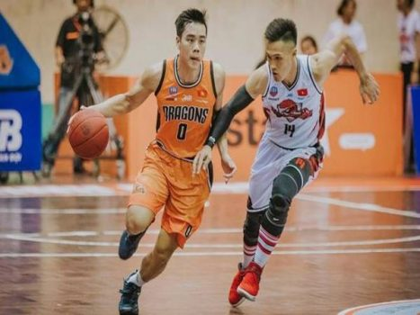 Tiết lộ lương cầu thủ bóng rổ Việt Nam cao hay thấp