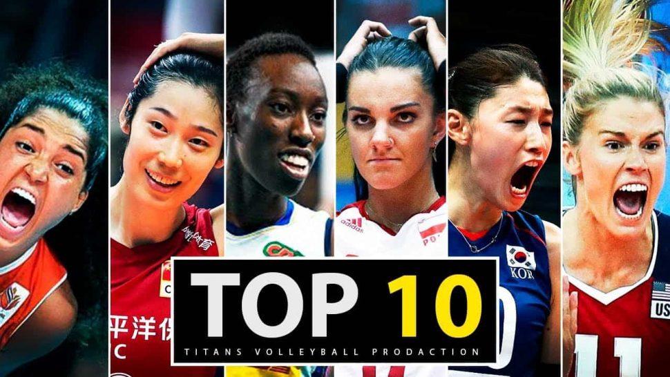10 vận động viên bóng chuyền nữ được trả lương cao nhất thế giới