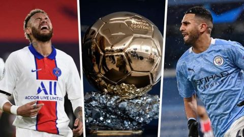 Cuộc đua Quả bóng vàng 2021: Giật mình cái tên đứng đầu bảng 2021