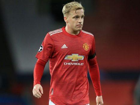 Bóng đá Anh 15/6: Arsenal 'chưa đàm phán với Donny van de Beek'