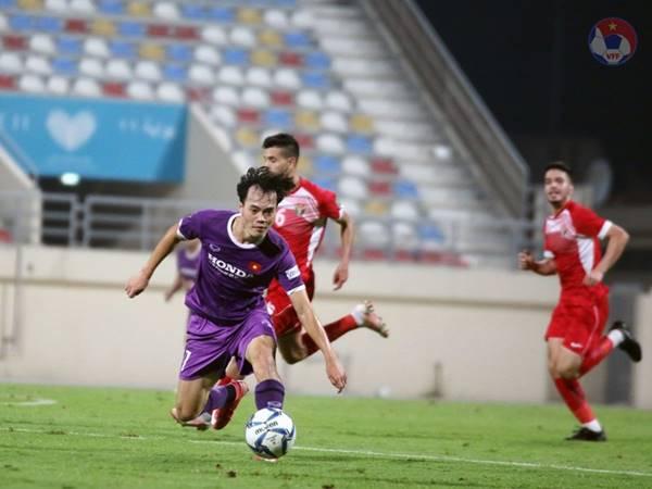 Bóng đá Việt Nam 1/6: Việt Nam hòa Jordan trong trận giao hữu đêm qua