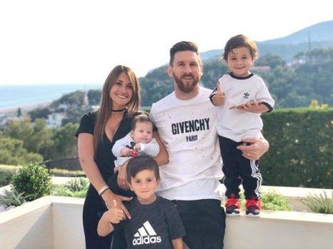Antonella Roccuzzo là ai? Những thông tin về vợ Messi