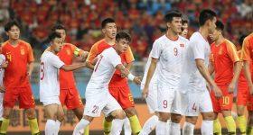 Bóng đá Việt Nam tối 1/7: Tuyển Việt Nam đấu Trung Quốc ngày mùng 1 Tết