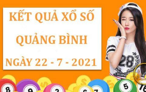Phân tích Xổ Số Quảng Bình thứ 5 ngày 22/7/2021