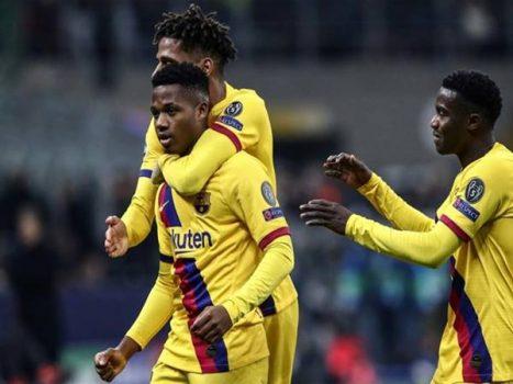 Tin bóng đá 26/7: Barcelona nhận tin vui từ ngôi sao trẻ Ansu Fati