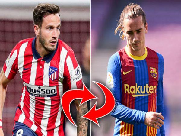Tin thể thao tối 15/7: Barca muốn đổi Griezmann lấy Saul