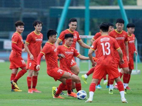 BĐVN 19/8: Tuyển Việt Nam đấu giao hữu với U22 Việt Nam
