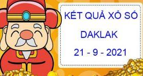 Phân tích xổ số Daklak thứ 3 ngày 21/9/2021